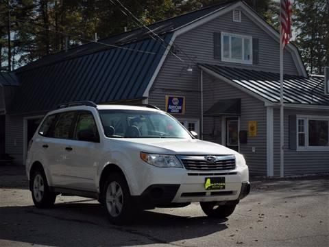 2010 Subaru Forester for sale in Buxton, ME