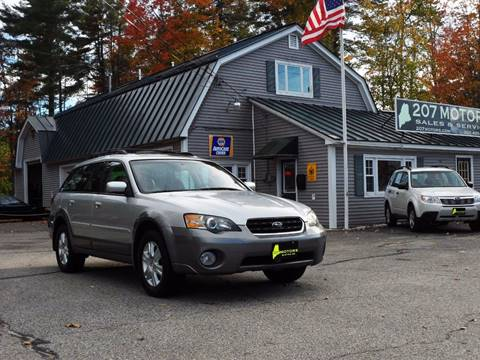 2005 Subaru Outback for sale in Buxton, ME