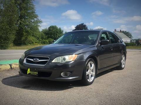 2008 Subaru Legacy for sale in Buxton, ME