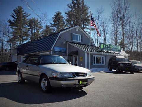 1997 Saab 900 for sale in Buxton, ME