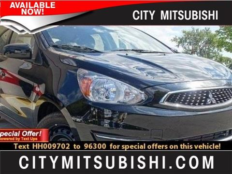 2017 Mitsubishi Mirage for sale in Jacksonville, FL