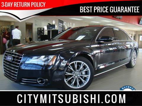 2013 Audi A8 L for sale in Jacksonville, FL