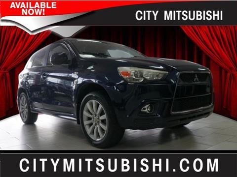 2011 Mitsubishi Outlander Sport for sale in Jacksonville, FL