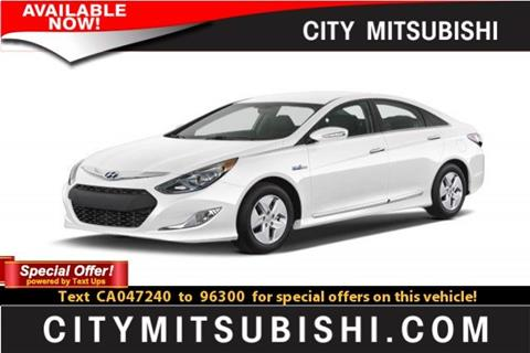 2012 Hyundai Sonata Hybrid for sale in Jacksonville, FL