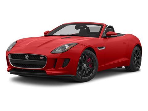 2014 Jaguar F-TYPE for sale in Jacksonville, FL