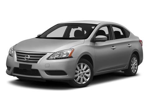 2014 Nissan Sentra for sale in Jacksonville, FL