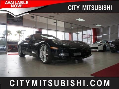 2008 Chevrolet Corvette for sale in Jacksonville, FL