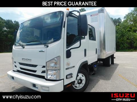 2018 Isuzu NPR / NPR-HD for sale in Jacksonville, FL