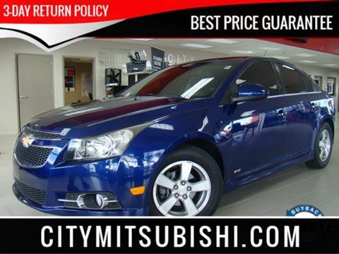 2012 Chevrolet Cruze For Sale In Jacksonville Fl
