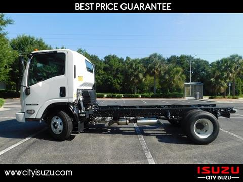 2018 Isuzu NPR for sale in Jacksonville, FL