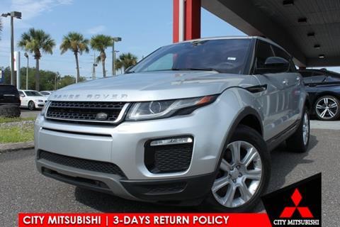 Land Rover Jacksonville >> 2016 Land Rover Range Rover Evoque For Sale In Jacksonville Fl