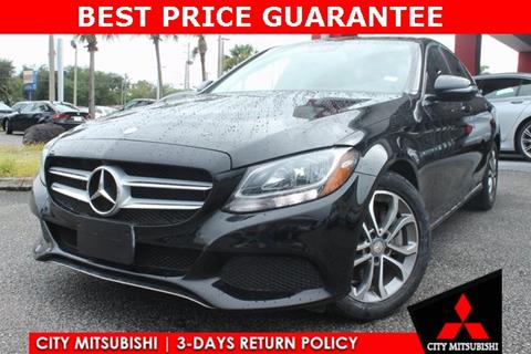 2016 Mercedes-Benz C-Class for sale in Jacksonville, FL