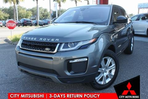 2016 Land Rover Range Rover Evoque for sale in Jacksonville, FL