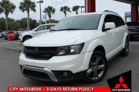Cars For Sale Jacksonville Fl >> 2017 Dodge Journey For Sale In Jacksonville Fl