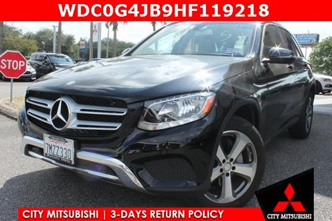2017 Mercedes-Benz GLC for sale in Jacksonville, FL