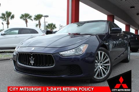 2016 Maserati Ghibli for sale in Jacksonville, FL