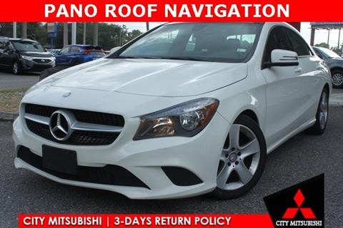 2016 Mercedes-Benz CLA for sale in Jacksonville, FL