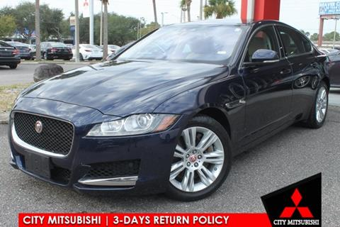 2016 Jaguar XF for sale in Jacksonville, FL