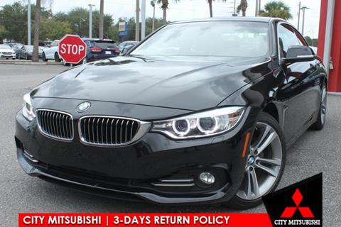 2016 BMW 4 Series for sale in Jacksonville, FL