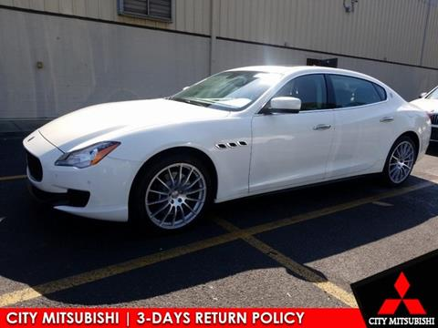 2016 Maserati Quattroporte for sale in Jacksonville, FL
