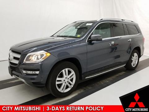 2016 Mercedes-Benz GL-Class for sale in Jacksonville, FL
