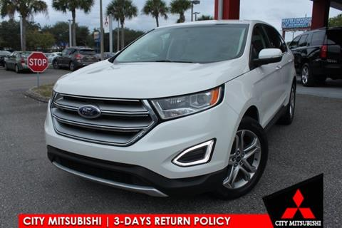 2015 Ford Edge for sale in Jacksonville, FL