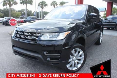 Land Rover Jacksonville >> 2016 Land Rover Range Rover Sport For Sale In Jacksonville Fl