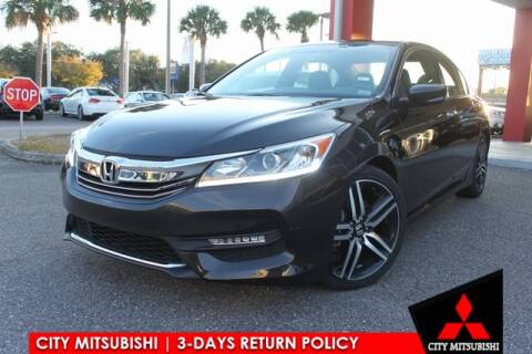 Honda Jacksonville Fl >> 2017 Honda Accord For Sale In Jacksonville Fl