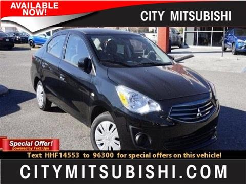 2017 Mitsubishi Mirage G4 for sale in Jacksonville, FL