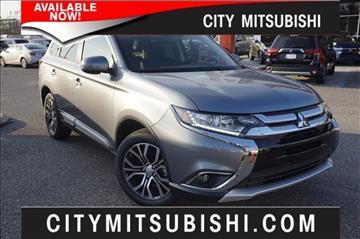 2015 Mitsubishi Outlander Sport for sale in Jacksonville, FL