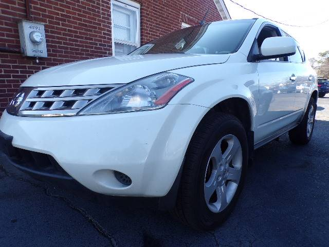 2005 Nissan Murano Awd S 4dr Suv In Kannapolis Nc North Cannon Auto