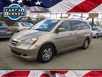 2006 Honda Odyssey for sale in Detroit, MI
