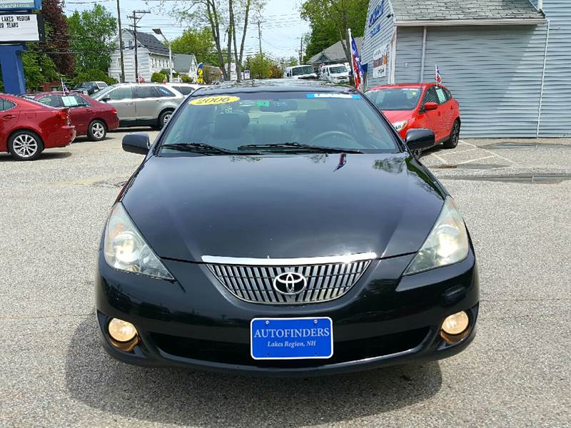 2006 Toyota Camry Solara for sale at AUTOFINDERS LLC in Laconia NH