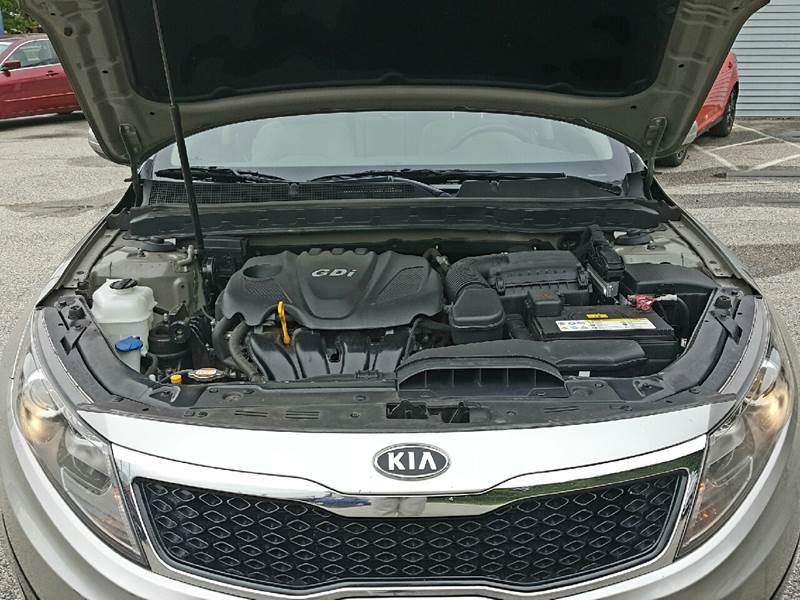 2011 Kia Optima for sale at AUTOFINDERS LLC in Laconia NH