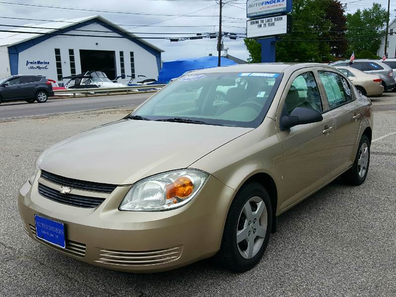 2007 Chevrolet Cobalt for sale at AUTOFINDERS LLC in Laconia NH
