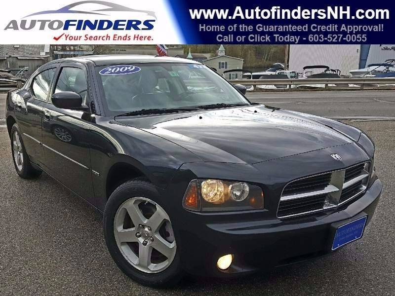 2009 Dodge Charger for sale at AUTOFINDERS LLC in Laconia NH