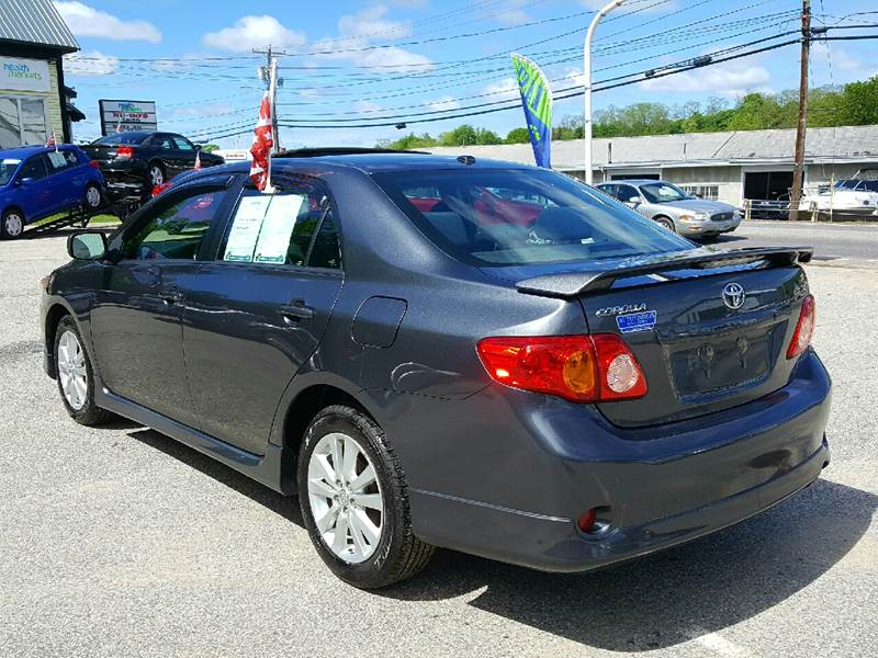2010 Toyota Corolla for sale at AUTOFINDERS LLC in Laconia NH