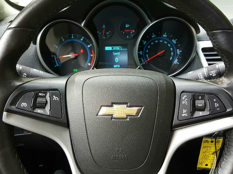 2014 Chevrolet Cruze for sale at AUTOFINDERS LLC in Laconia NH