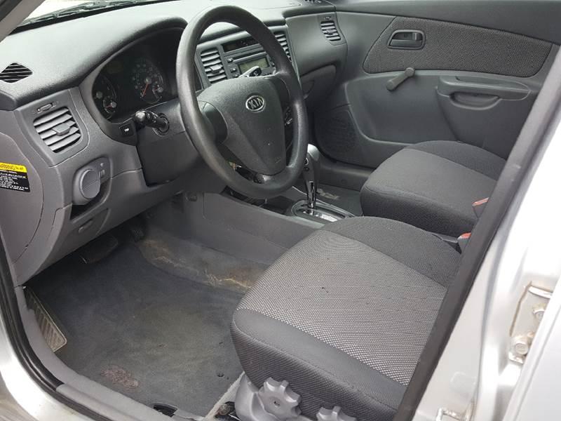 2008 Kia Rio for sale at AUTOFINDERS LLC in Laconia NH