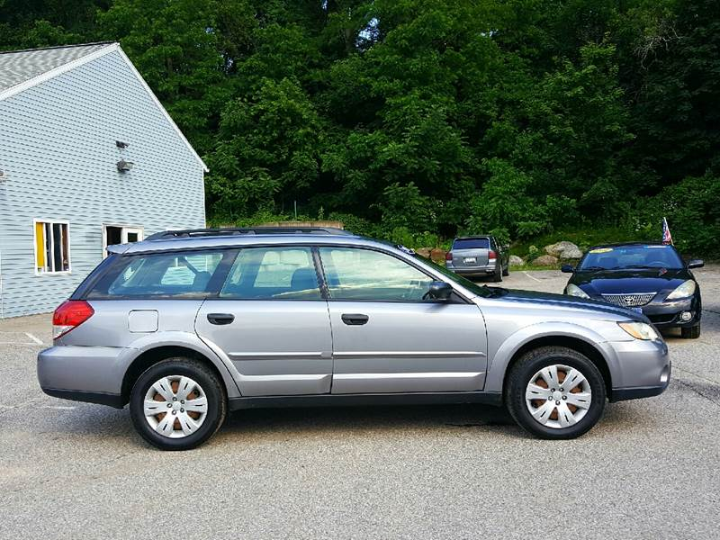 2008 Subaru Outback for sale at AUTOFINDERS LLC in Laconia NH