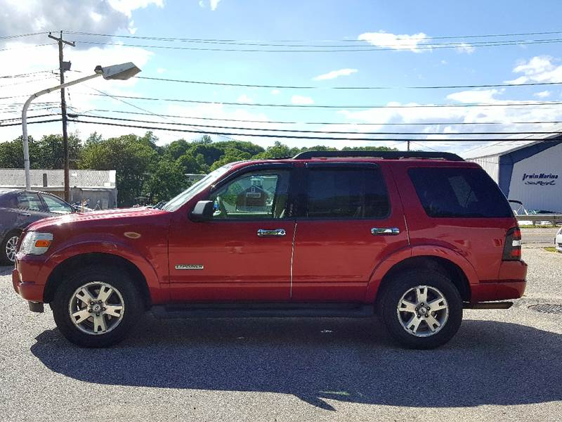 2007 Ford Explorer for sale at AUTOFINDERS LLC in Laconia NH