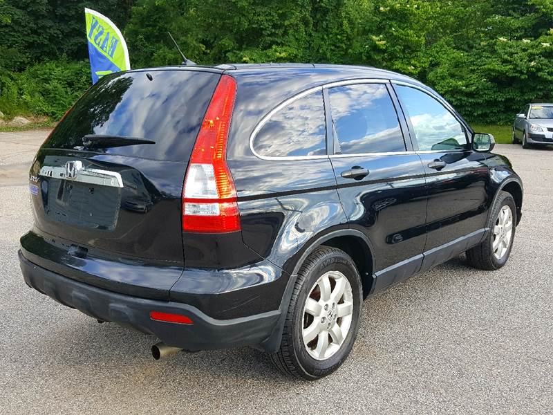 2007 Honda CR-V for sale at AUTOFINDERS LLC in Laconia NH
