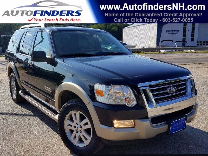 2006 Ford Explorer for sale at AUTOFINDERS LLC in Laconia NH