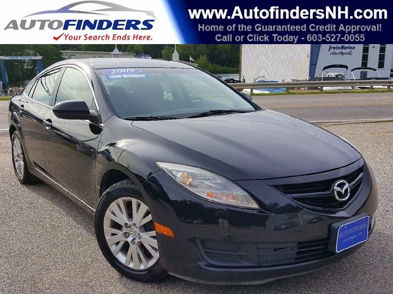 2009 Mazda MAZDA6 for sale at AUTOFINDERS LLC in Laconia NH