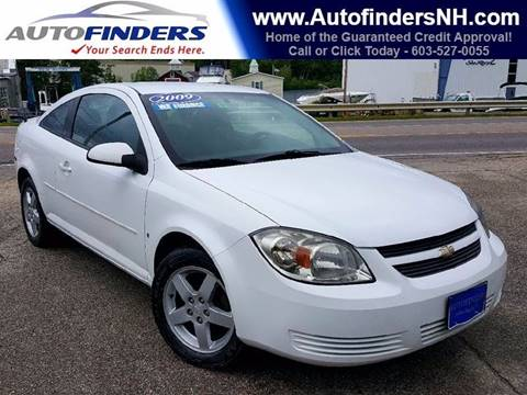 2009 Chevrolet Cobalt for sale at AUTOFINDERS LLC in Laconia NH