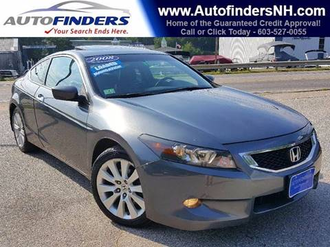 2008 Honda Accord for sale in Laconia, NH