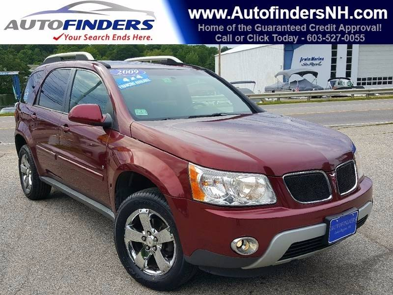 2009 Pontiac Torrent for sale at AUTOFINDERS LLC in Laconia NH