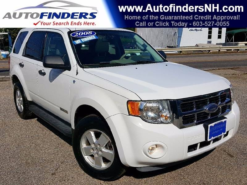 2008 Ford Escape for sale at AUTOFINDERS LLC in Laconia NH
