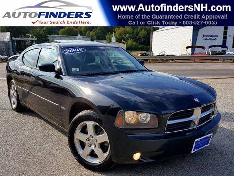 2008 Dodge Charger for sale at AUTOFINDERS LLC in Laconia NH