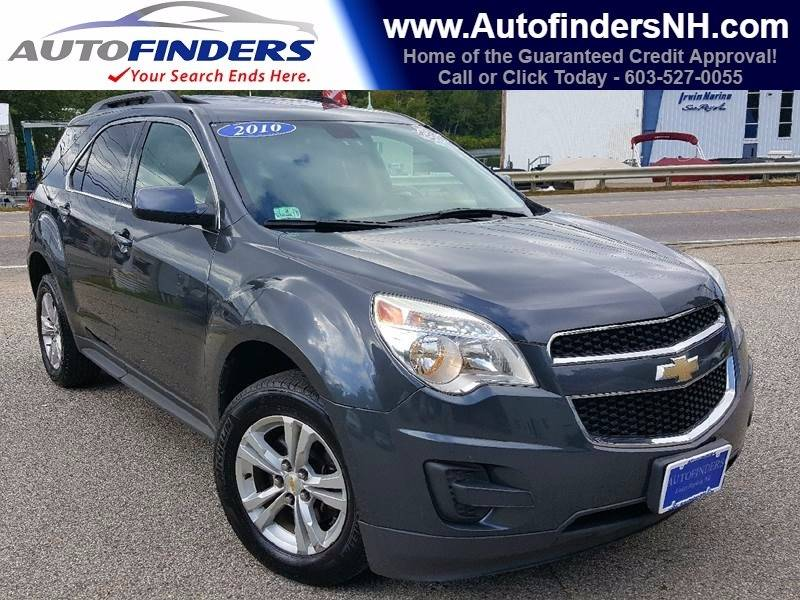 2010 Chevrolet Equinox for sale at AUTOFINDERS LLC in Laconia NH
